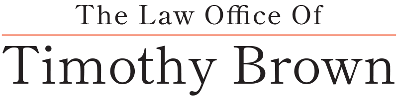 Law Office of Timothy Brown