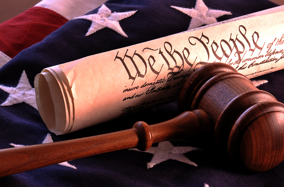 Constitution-flag-gavel