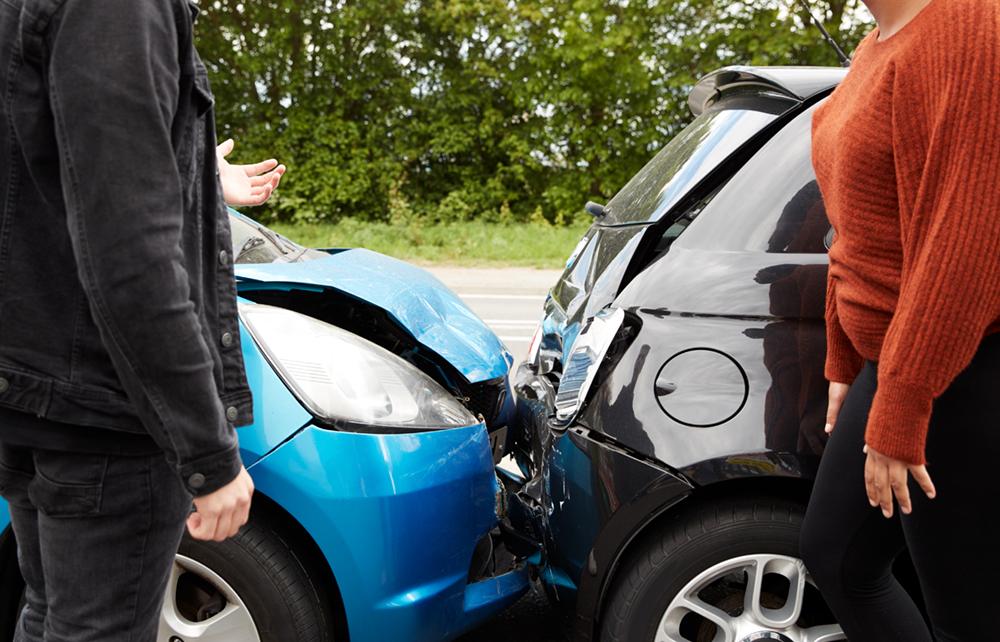 car accident uninsured motorists