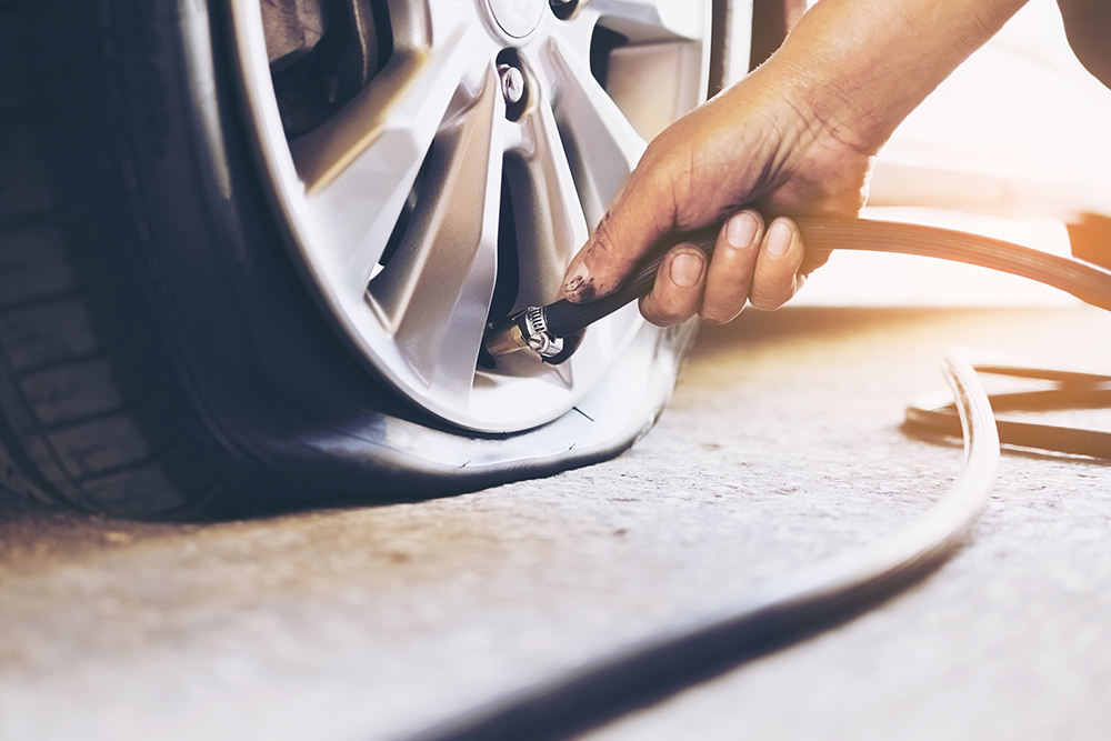 tire blowouts and statistics