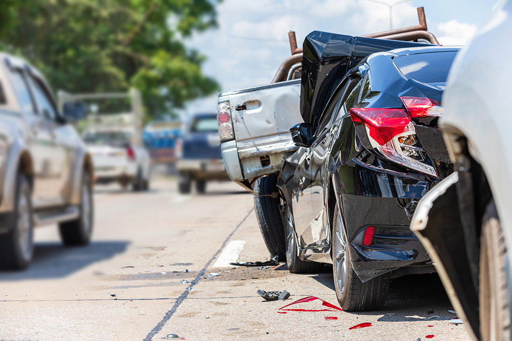 Types of car accident injuries you can expect in a crash