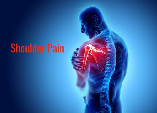 Shoulder Pain from a Personal Injury