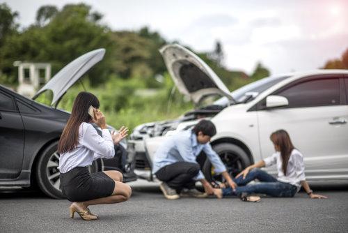 Car Accident in Alaska