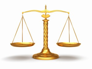 bigstock-Justice-concept-Gold-scales-o-46891591