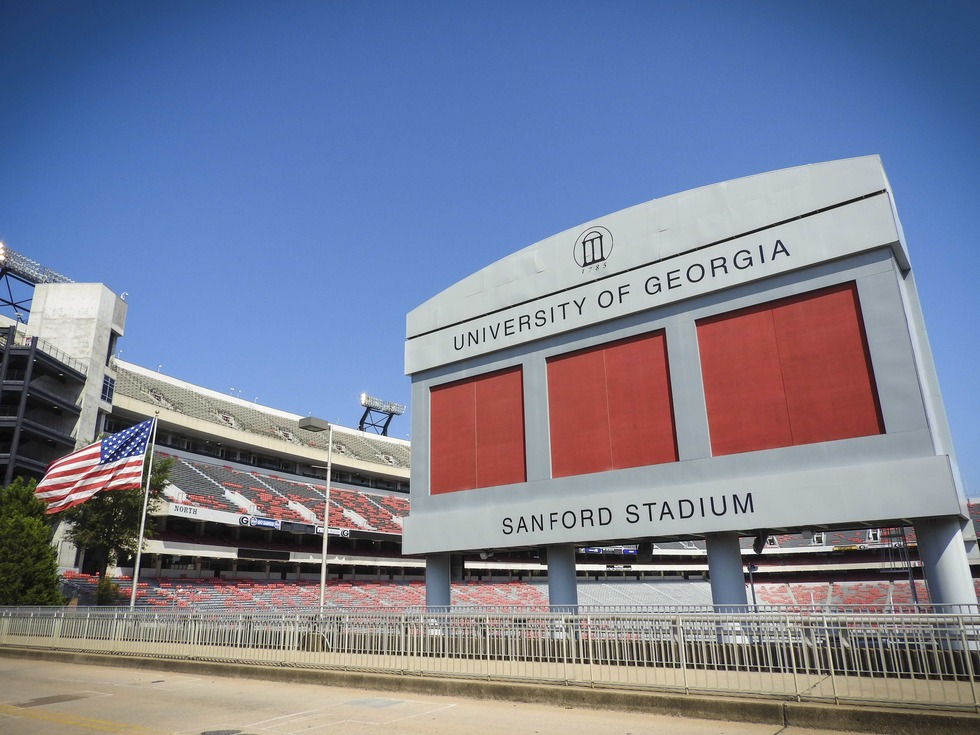 Uga 20sanford 20stadium