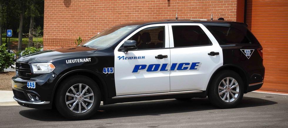 Newnan 20police