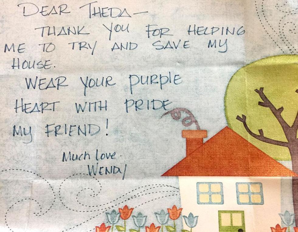 Testimonial Wendy
