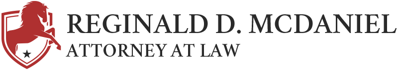 Law office of Reginald D. McDaniel