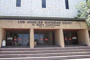 El Monte Courthouse