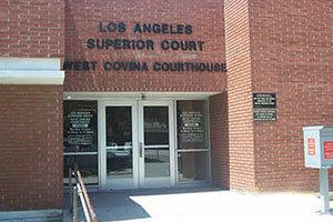 West Covina Courthouse