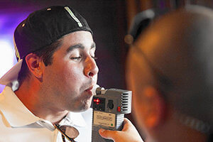 Challenge PAS Test Results in a California DUI