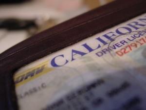 Car driver license california 35932 300x225