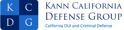 Kann California Defense Group