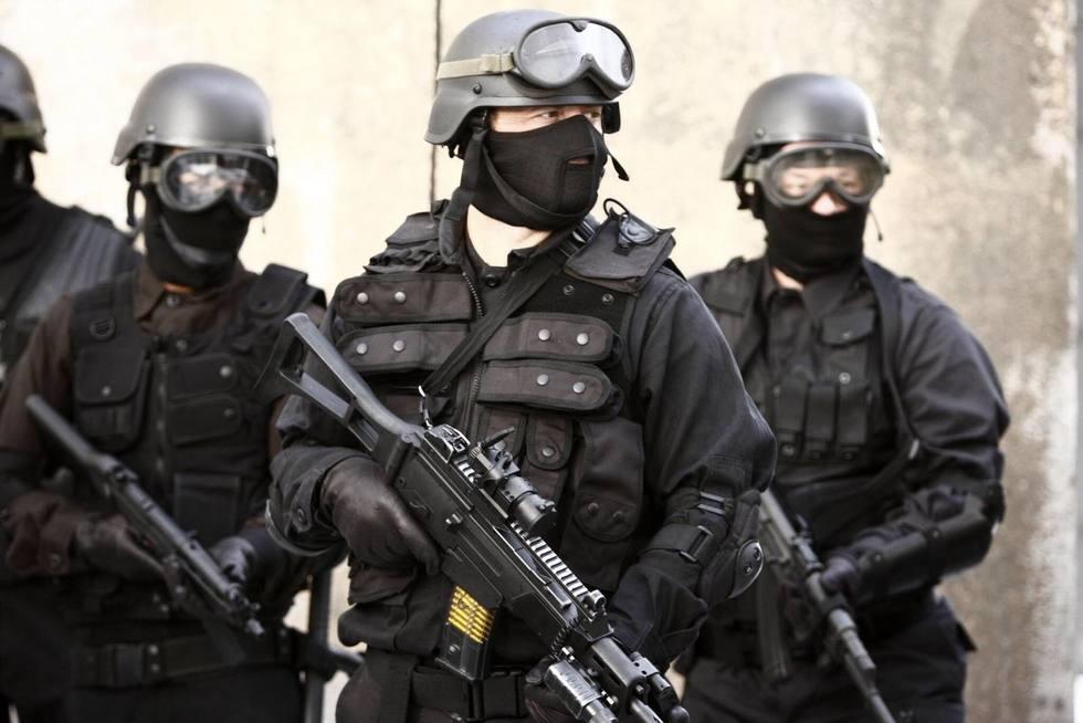 Secret service swat