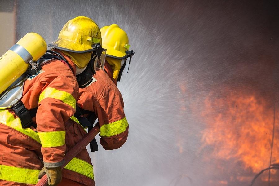 Bigstock  arson