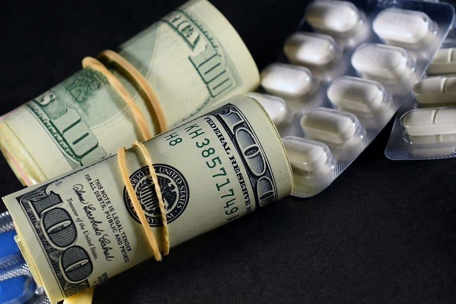 Bigstock  pills 20and 20cash