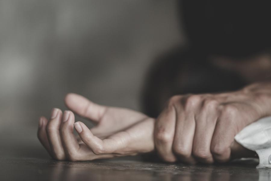 Bigstock rape man hands holding  271939417
