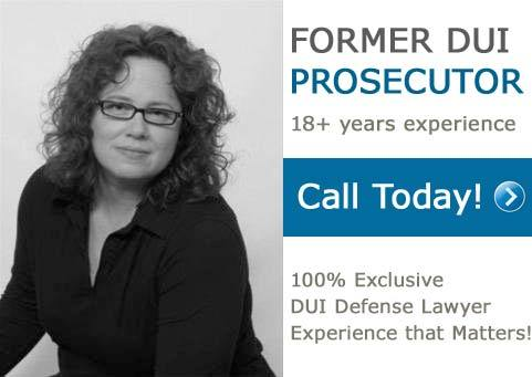 Amy Morell of Morell Law Offices, Former DUI Prosecutor with over 18 years experience DUI Defense Lawyer