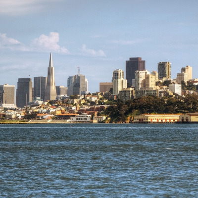 San francisco city scape small