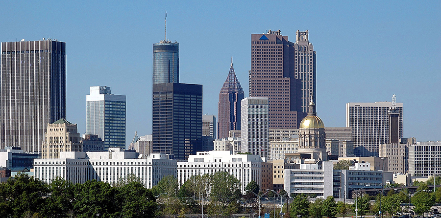 Bigstock city of atlanta georgia 1665118