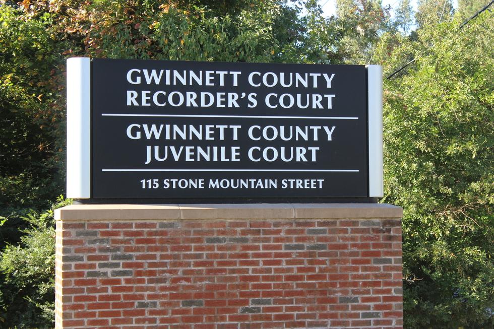 Gwinnett Juvenile Custody