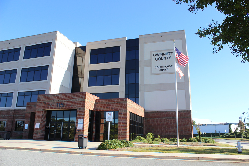 Gwinnett Recorder's and Juvenile Court