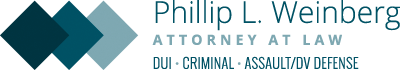 Criminal Defense Lawyer in Washington State, Attorney Phillip L Weinberg