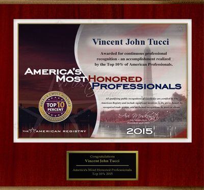 Vincent Tucci DUI Attorney California