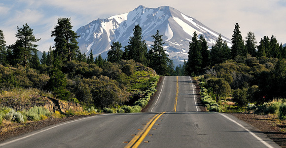 Shasta road