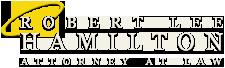 Attorney Robert Hamilton