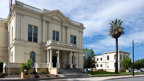 Glenn county courthouse and jail thumb