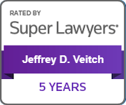 super lawyer jeffrey veitch