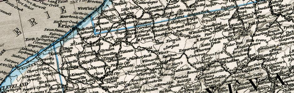 Map pa 940