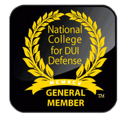 NCDD National College for DUI Defense: Michael A. Robinson