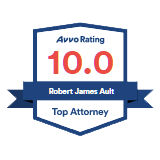 avvo robert ault 10 rating