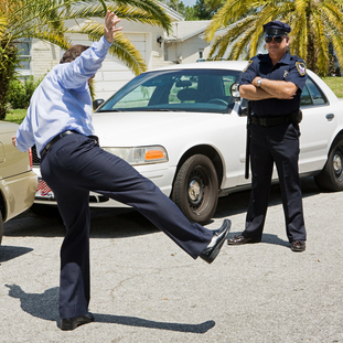 Standardized Field Sobriety Test