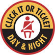 Click it or ticket Day & Night