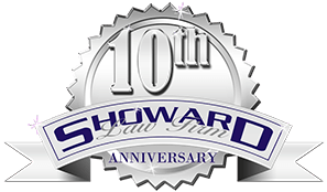 10th anniversary showard