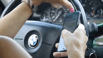 Distracted Driver | Showard Law Firm