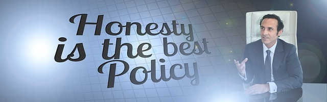 Honesty 20is 20the 20best 20policy