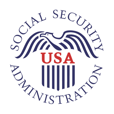 Social security 20seal