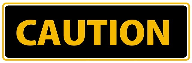 Caution 20sign