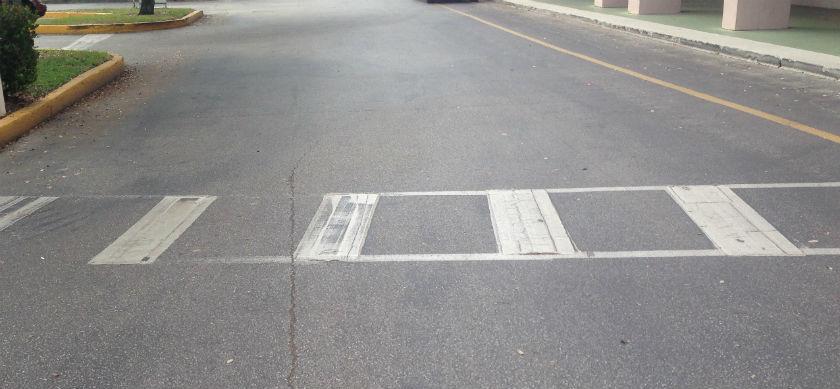 Pedestrian Accident cross walk