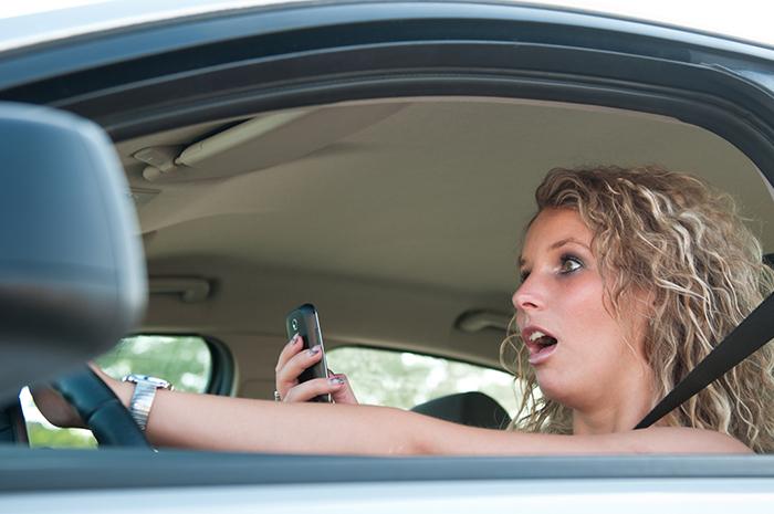 teen safe driving Goldberg Law