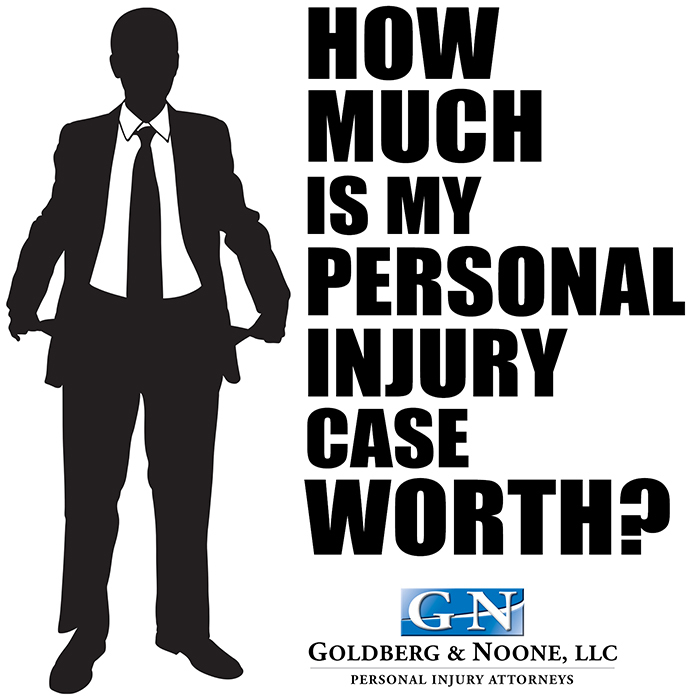 car accident case value