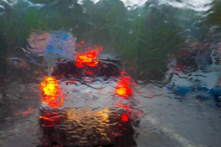 Florida Laws And Driving In The Rain Goldberg Law Firm