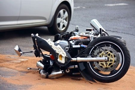 Motorcycle crash attorney Goldberg Law Firm