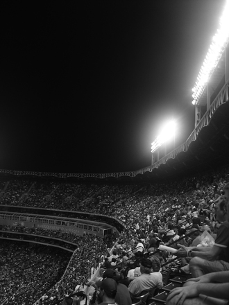 Nightime stadium 1563902
