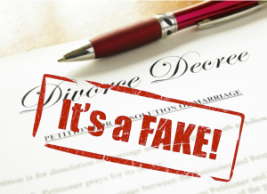 Fake Divorce Decree Leads to Trouble for Pennsylvania Man The