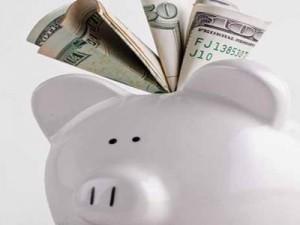 Dividing pension